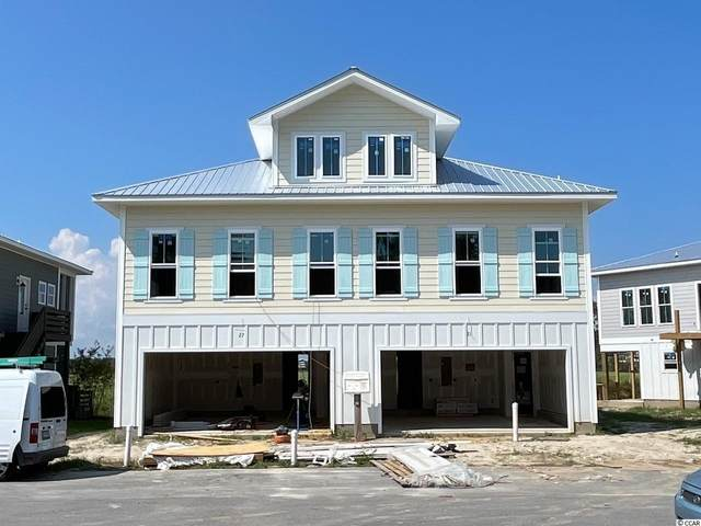 27 Red Skiff Ln. #17, Pawleys Island, SC 29585 (MLS #2104763) :: Grand Strand Homes & Land Realty