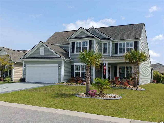 3604 Marica Ct., Myrtle Beach, SC 29579 (MLS #2106271) :: Coastal Tides Realty