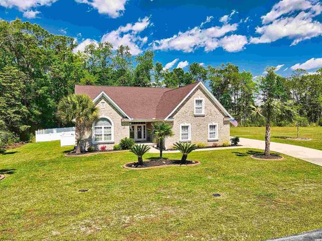 332 Capers Creek Dr., Myrtle Beach, SC 29579 (MLS #2108255) :: The Greg Sisson Team