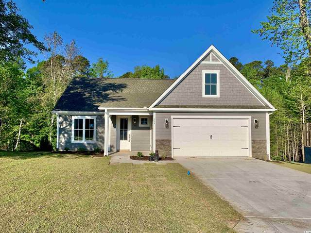 515 Trestle Way, Conway, SC 29526 (MLS #2108366) :: Duncan Group Properties