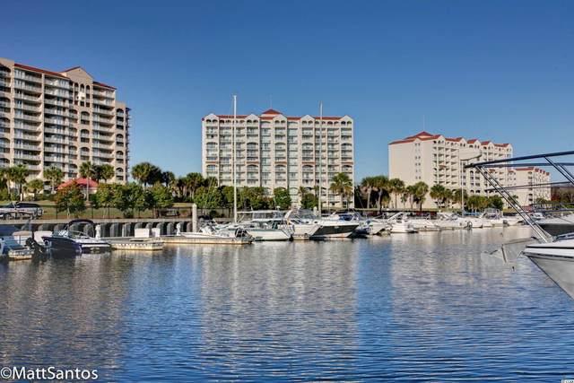 2151 Bridgeview Ct. 2-304, North Myrtle Beach, SC 29582 (MLS #2109453) :: Chris Manning Communities