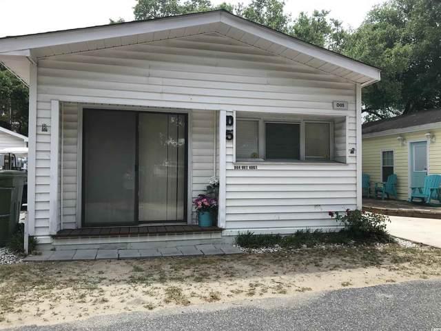 6001-D5 S Kings Hwy., Myrtle Beach, SC 29575 (MLS #2109456) :: Garden City Realty, Inc.