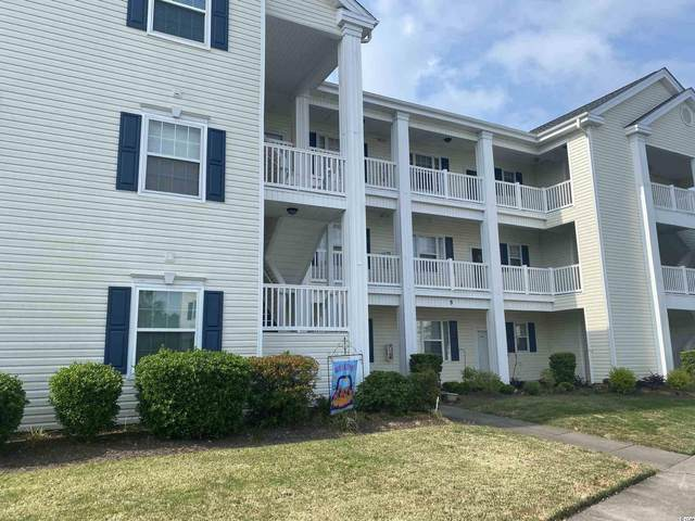 901 W Port Dr. #911, North Myrtle Beach, SC 29582 (MLS #2109763) :: The Lachicotte Company