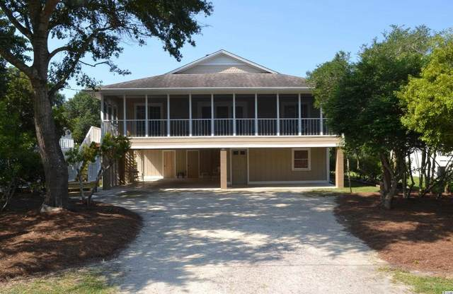 98 Mulberry Ln., Pawleys Island, SC 29585 (MLS #2114461) :: Homeland Realty Group