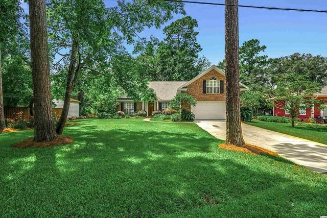 801 45th Ave. N, Myrtle Beach, SC 29577 (MLS #2116705) :: The Lachicotte Company