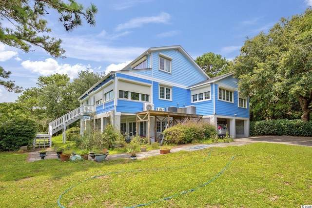 5335 Horry Dr., Murrells Inlet, SC 29576 (MLS #2117144) :: Surfside Realty Company