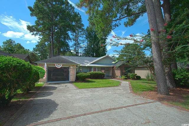 116 Boxwood Ln., Conway, SC 29526 (MLS #2117452) :: James W. Smith Real Estate Co.