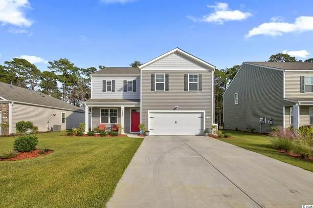 723 Oyster Bluff Dr., Myrtle Beach, SC 29588 (MLS #2122697) :: Duncan Group Properties