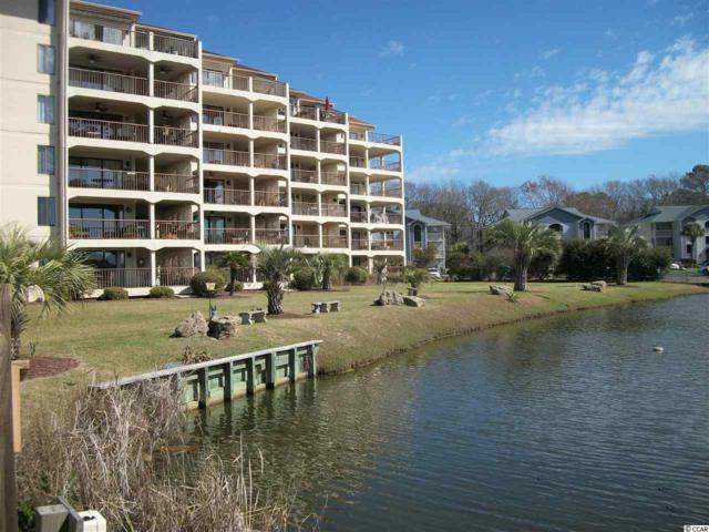 4440 Nassau Ct Unit D-108 D-108, Little River, SC 29566 (MLS #1712227) :: Myrtle Beach Rental Connections