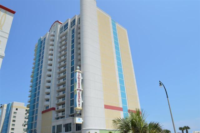 2100 N Ocean Blvd #1128 #1128, North Myrtle Beach, SC 29582 (MLS #1715496) :: The Litchfield Company