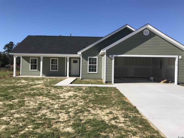 110 St. Barnabas Road, Loris, SC 29569 (MLS #1717316) :: Myrtle Beach Rental Connections