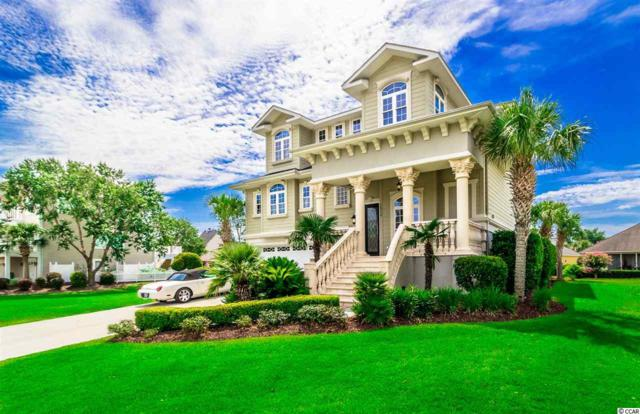 1604 Waterway Dr., North Myrtle Beach, SC 29582 (MLS #1722158) :: The Lachicotte Company