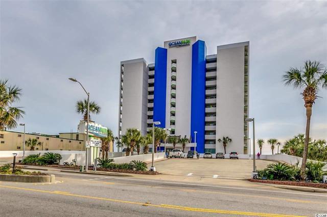 1905 S Ocean Blvd #1208, Myrtle Beach, SC 29577 (MLS #1722370) :: Trading Spaces Realty