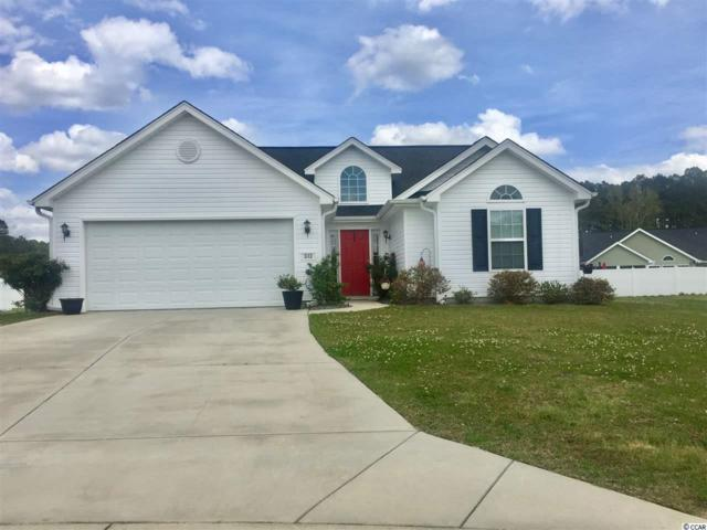 312 Bryant Park Court, Conway, SC 29527 (MLS #1725156) :: The Litchfield Company