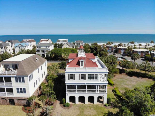 128 Sea Oats Circle, Pawleys Island, SC 29585 (MLS #1801026) :: The Hoffman Group