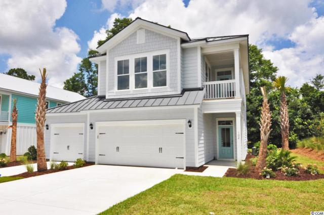 102 Lake Pointe Drive, Garden City Beach, SC 29576 (MLS #1801179) :: The Litchfield Company