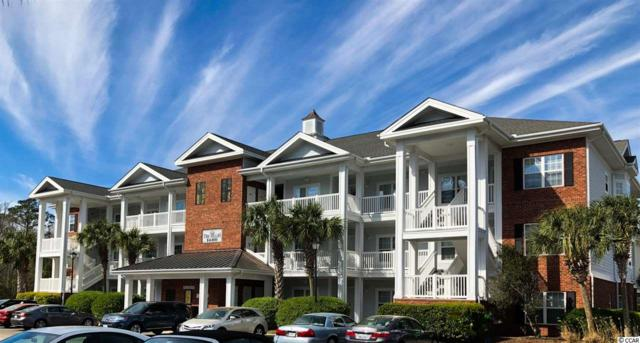 1001 Ray Costin Way #1615, Murrells Inlet, SC 29576 (MLS #1801337) :: Hawkeye Realty