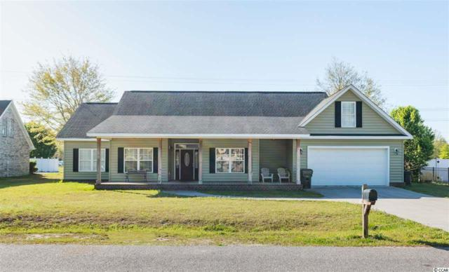 153 Lander Drive, Conway, SC 29527 (MLS #1802451) :: The Litchfield Company