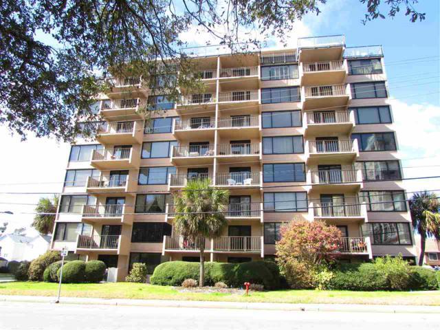 7601 N Ocean Blvd. 7C, Myrtle Beach, SC 29572 (MLS #1803530) :: James W. Smith Real Estate Co.