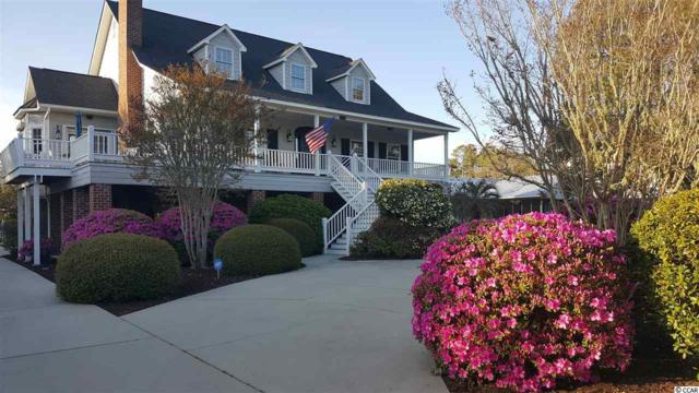 1401 N Hillside Drive, North Myrtle Beach, SC 29582 (MLS #1804378) :: The Litchfield Company