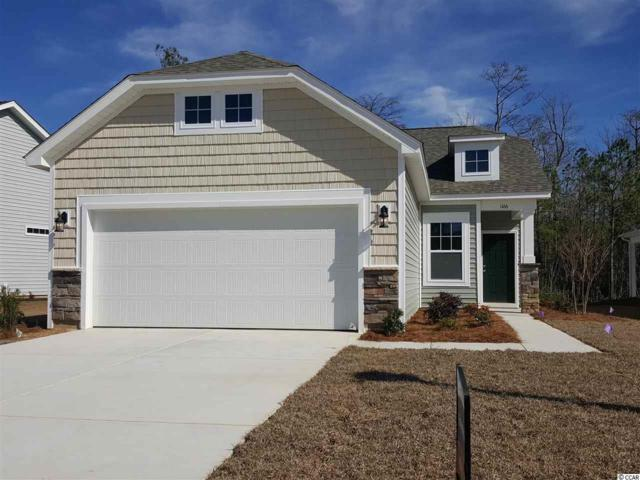1166 Palm Crossing Dr., Little River, SC 29566 (MLS #1804429) :: Jerry Pinkas Real Estate Experts, Inc