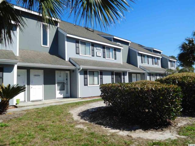 1890 Colony Drive 17-O 17-O, Surfside Beach, SC 29575 (MLS #1804494) :: The Greg Sisson Team with RE/MAX First Choice