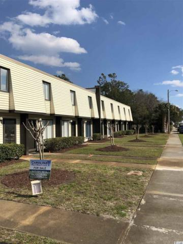 1621 Edge Drive #5, North Myrtle Beach, SC 29582 (MLS #1804802) :: The HOMES and VALOR TEAM