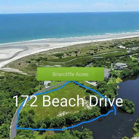 Lot 172 Beach Dr., Myrtle Beach, SC 29572 (MLS #1805474) :: Myrtle Beach Rental Connections