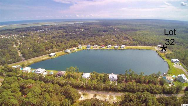 Lot 32 Woodlawn Dr., Murrells Inlet, SC 29576 (MLS #1806044) :: Jerry Pinkas Real Estate Experts, Inc
