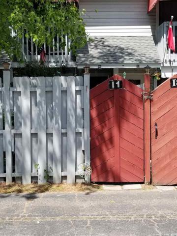 801 Burcale Rd I 1, Myrtle Beach, SC 29579 (MLS #1809888) :: Silver Coast Realty