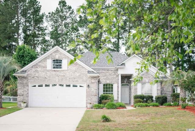 486 Blackberry Ln., Myrtle Beach, SC 29579 (MLS #1810830) :: The HOMES and VALOR TEAM