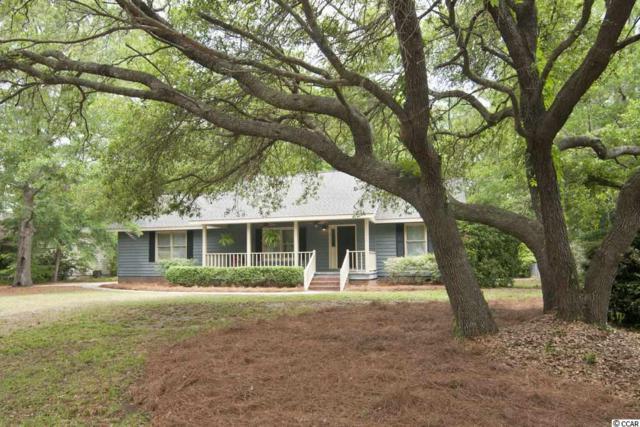 428 Crooked Oak Dr., Pawleys Island, SC 29585 (MLS #1811019) :: Myrtle Beach Rental Connections