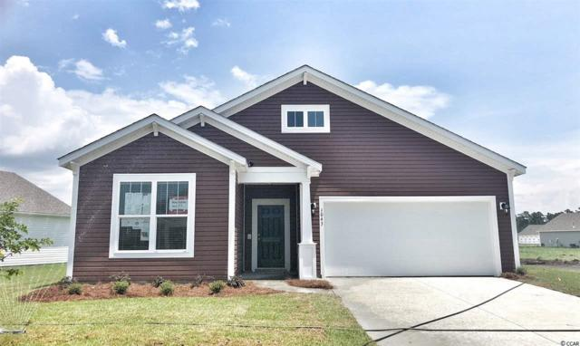 1043 Caprisia Loop, Myrtle Beach, SC 29579 (MLS #1811262) :: James W. Smith Real Estate Co.