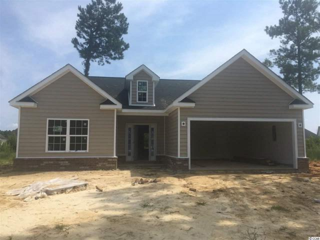 123 Silver Peak Drive, Conway, SC 29526 (MLS #1811718) :: Myrtle Beach Rental Connections