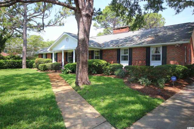 5709 Longleaf Dr., Myrtle Beach, SC 29577 (MLS #1813183) :: The Litchfield Company