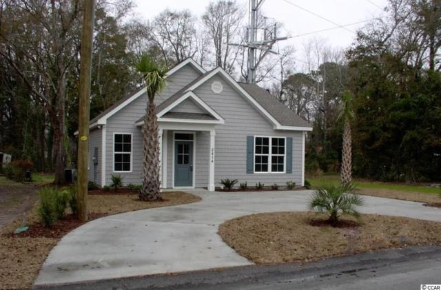 2414 Hilton Dr., North Myrtle Beach, SC 29582 (MLS #1813589) :: James W. Smith Real Estate Co.