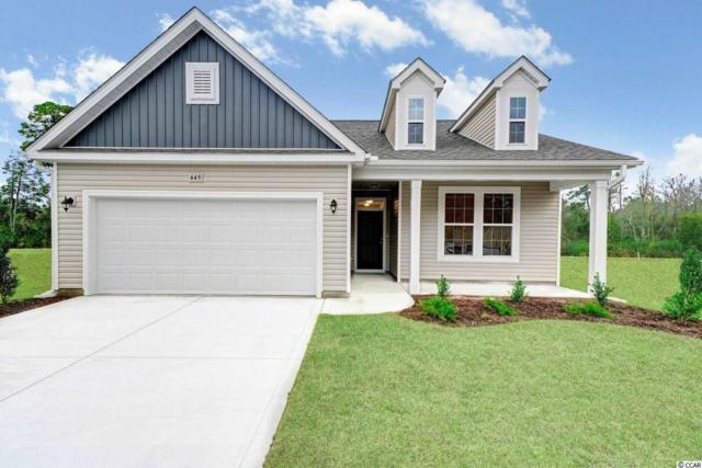 449 Shaft Pl., Conway, SC 29526 (MLS #1814310) :: The Hoffman Group