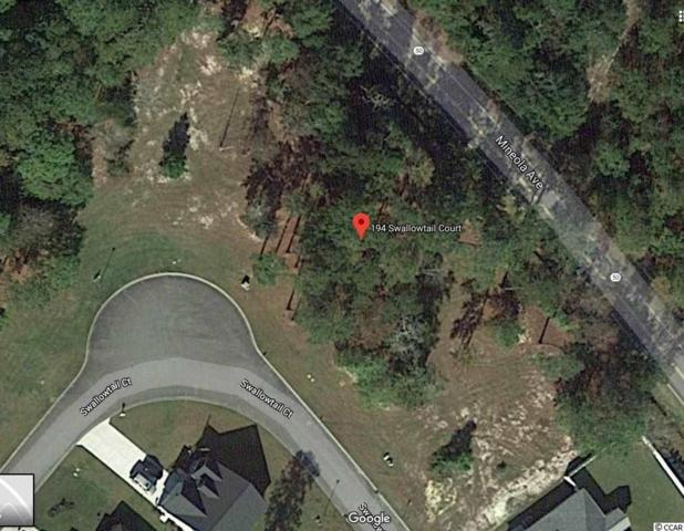 Lot 42 Swallow Tail Ct., Little River, SC 29566 (MLS #1815115) :: The Hoffman Group