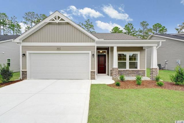 444 Shaft Pl., Conway, SC 29526 (MLS #1816252) :: The Hoffman Group