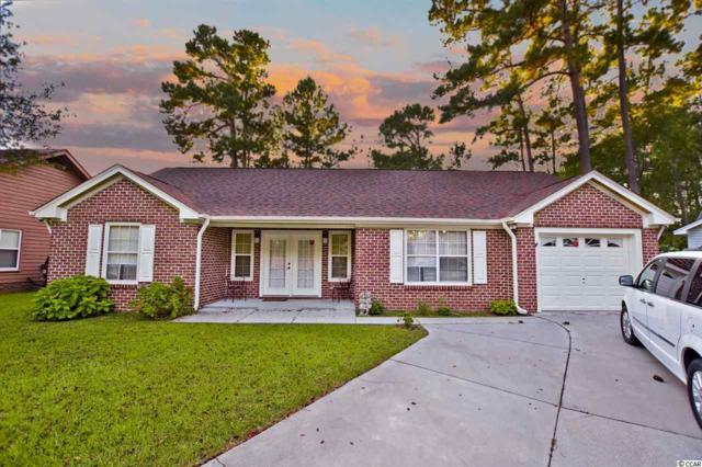 217 Berkshire Dr., Myrtle Beach, SC 29588 (MLS #1816470) :: Silver Coast Realty