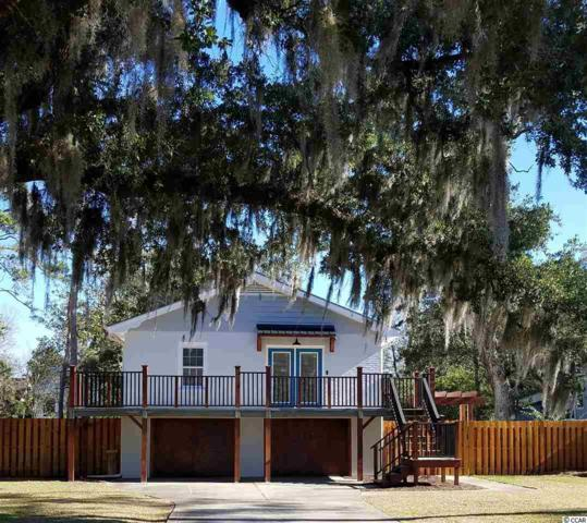 439 Blockade Dr., Pawleys Island, SC 29585 (MLS #1817218) :: Jerry Pinkas Real Estate Experts, Inc