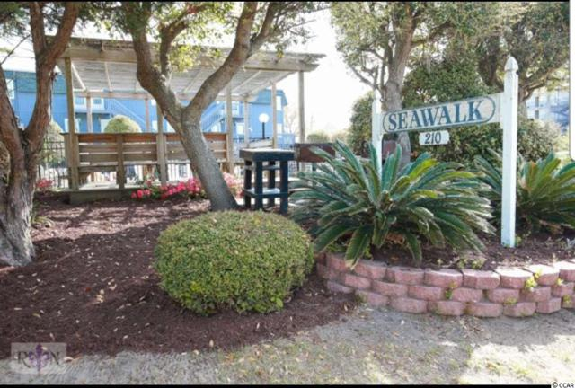 210 28th Ave. S #14, Myrtle Beach, SC 29577 (MLS #1821215) :: Right Find Homes