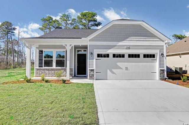 176 Legends Village Loop, Myrtle Beach, SC 29579 (MLS #1822287) :: The Litchfield Company