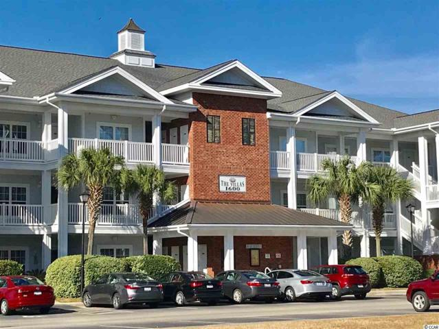 1001 Ray Costin Way #1608, Garden City Beach, SC 29576 (MLS #1822837) :: The Hoffman Group