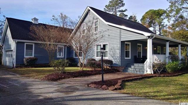 8104 Timber Ridge Rd., Conway, SC 29526 (MLS #1824550) :: The Litchfield Company