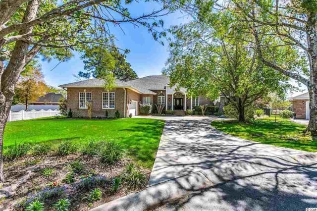 8240 Timber Ridge Rd., Conway, SC 29526 (MLS #1824878) :: The Hoffman Group