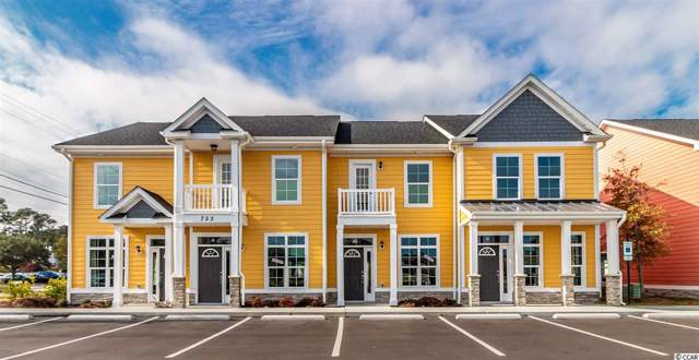 753-C Moen Pl. #3, Myrtle Beach, SC 29577 (MLS #1900835) :: The Litchfield Company
