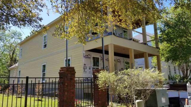 1526 James Island Ave., North Myrtle Beach, SC 29582 (MLS #1902701) :: The Litchfield Company