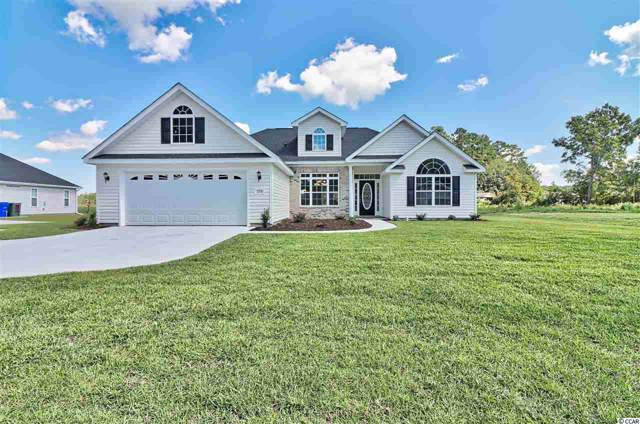 220 (Lot 4) Country Club Dr., Conway, SC 29526 (MLS #1903177) :: The Hoffman Group