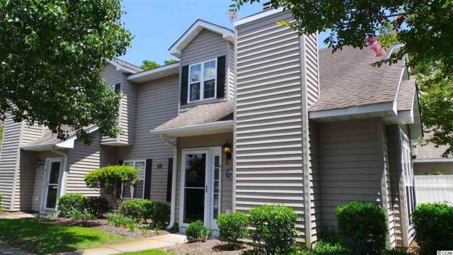 503 20th Ave. N 26B, North Myrtle Beach, SC 29582 (MLS #1905045) :: Leonard, Call at Kingston